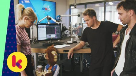 Olly Wannabe – Presenteert Olly Bij MNM? (S2A3)