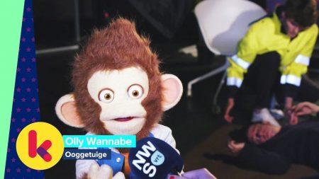 Olly Wannabe – Olly Bereidt Zich Voor Op Een Interview (S2A8)