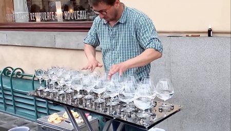 Glas Water En Muziek