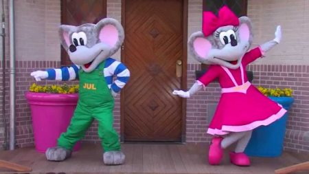 Jul en Julia – Swing En Uitzwaai Feest!