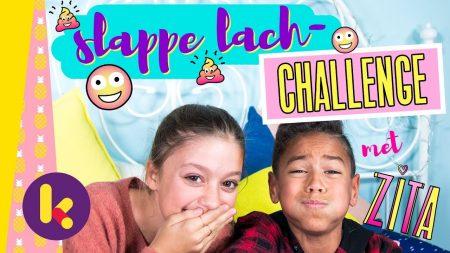 Zita – Slappe Lach Challenge