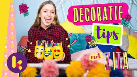 Zita – Decoratie Tips Voor Je Kamer (DIY)