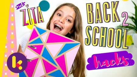 Zita – Back To School Hacks