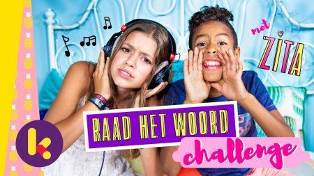 Zita – Raad Het Woord Challenge