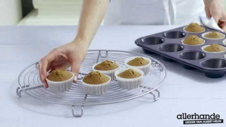 Koken en Bakken – Speculaas Cupcakes Maken