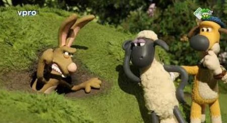 Shaun The Sheep – Wie Is De Haan