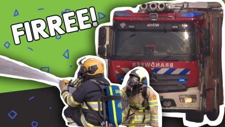 Willem Wever – Hoe Oefent De Brandweer Het Blussen Van Een Brand?