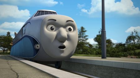 Thomas de Trein – Locomotief Van De Toekomst