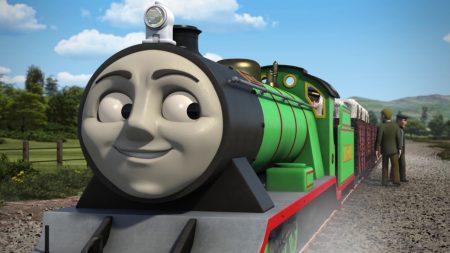 Thomas de Trein – Een Nuttige Spoorlijn