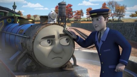 Thomas de Trein – Oog Om Oog