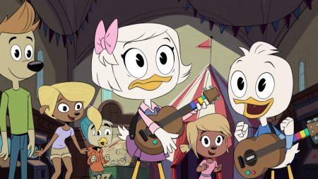 Ducktales – Een Dagje Uit