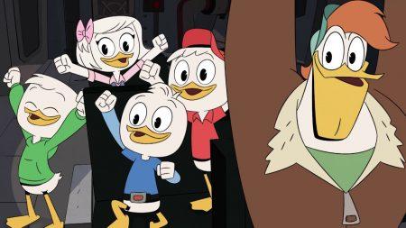 Ducktales – De Reis Naar Atlantis