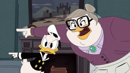 Ducktales – De Regels Van Mevrouw Baktaart