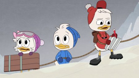 Ducktales – Mount Neverrest