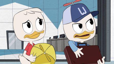 Nieuwe categorie Ducktales geplaatst met daarin 17 leuke avonturen