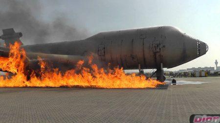 Vliegtuigen – Opendag Brandweer Schiphol