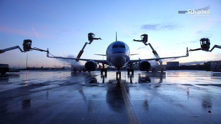 Vliegtuigen – De-Icing: Hoe Vliegtuigen IJsvrij Gemaakt Worden