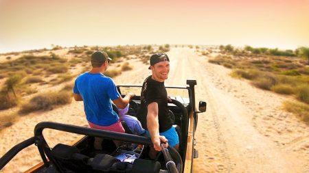 Enzo Knol – Safaritocht Door De Woestijn Van Dubai!! – Vlog #1892