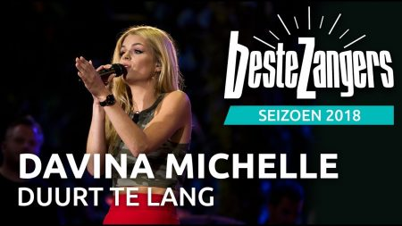 Davina Michelle – Duurt Te Lang