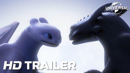 Hoe tem Je Een Draak 3 – Trailer