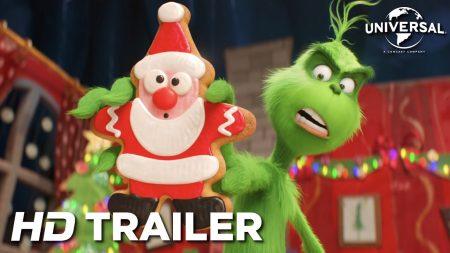 De Grinch – Trailer