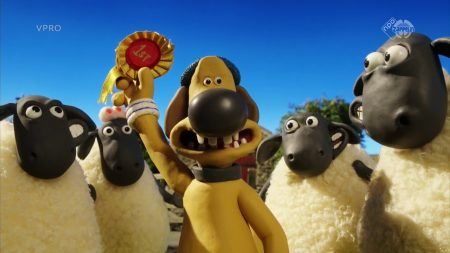 Shaun The Sheep – Verborgen Talenten