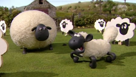 Shaun The Sheep – Verloren Schaapje