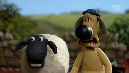 Shaun The Sheep – Wasdag