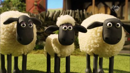 Shaun The Sheep – Zin In IJs