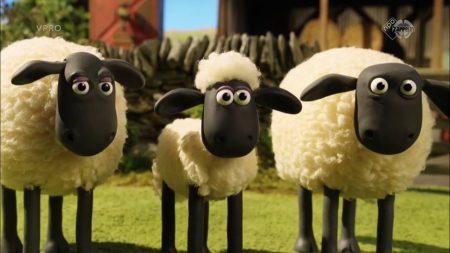 Shaun The Sheep – Zin In IJs