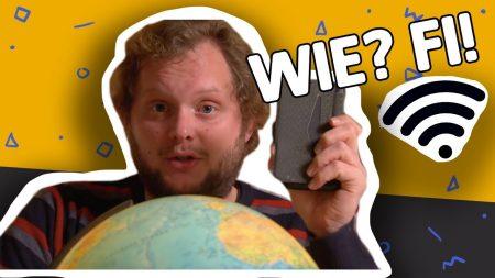 Willem Wever – Hoe Werkt Wifi?
