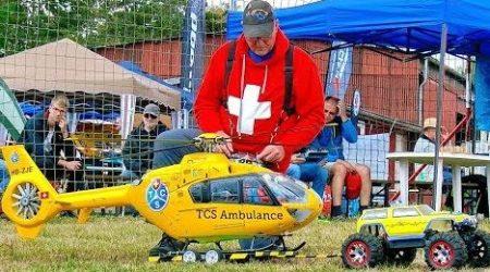 RC Vliegtuigen – EC-135 TCS Ambulance
