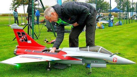 RC Vliegtuigen – Dassault Rafale