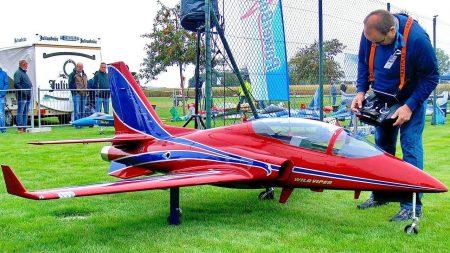 RC Vliegtuigen – Tomahawk Viperjet