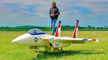 Nieuwe categorie RC Vliegtuigen toegevoegd met daarin 28 toffe modellen