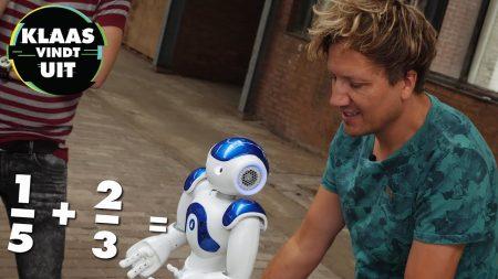 Klaas Kan Alles – Robot Voor Al Je Rekensommen