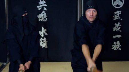 Klaas Kan Alles – Ninja Klaas