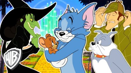Tom & Jerry – At The Movies