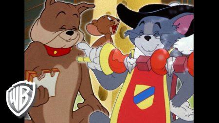 Tom & Jerry – Tom & Jerry Love Food!