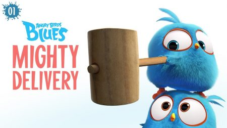 Angry Birds Blues – Mighty Delivery