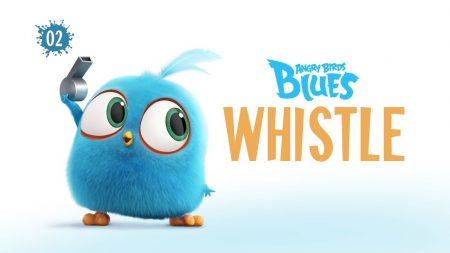 Angry Birds Blues – Whistle