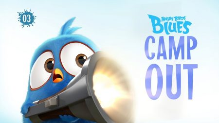 Angry Birds Blues – Camp Out