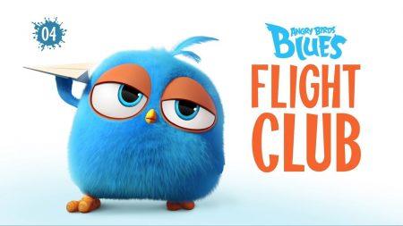 Angry Birds Blues – Flight Club