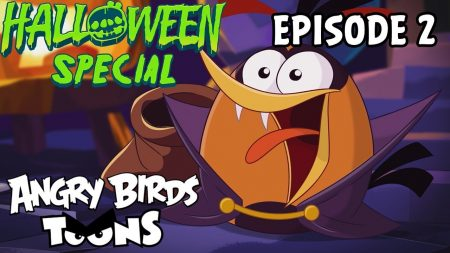 Angry Birds Toons – Sweets Of Doom
