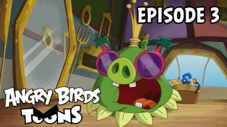 Angry Birds Toons – Party Ahoy