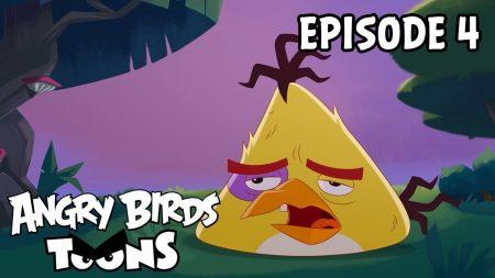 Angry Birds Toons – Hide And Seek
