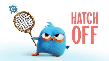 Angry Birds Blues – Hatch Off
