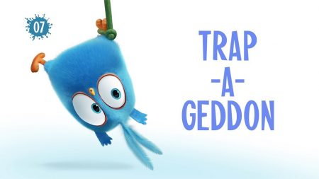 Angry Birds Blues – Trap-a-Geddon