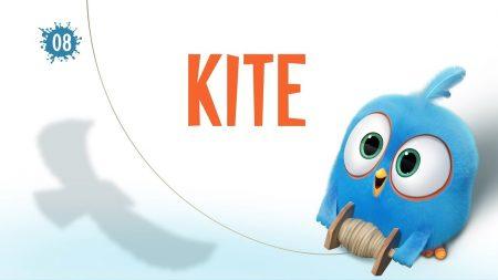 Angry Birds Blues – Kite