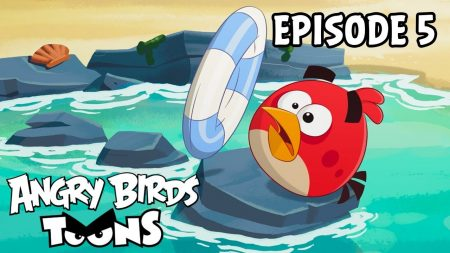Angry Birds Toons – Sink Or Swim